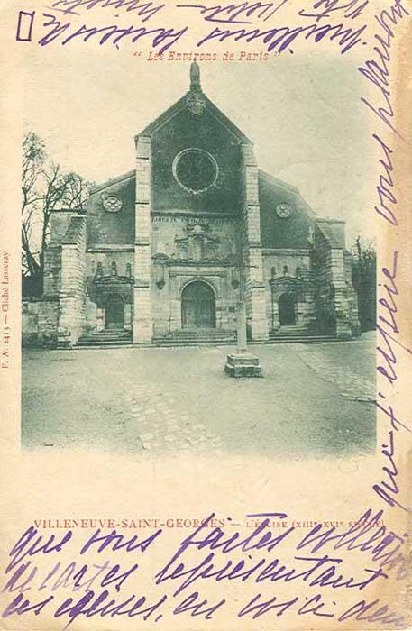 Eglise de Villeneuve Saint-Georges
