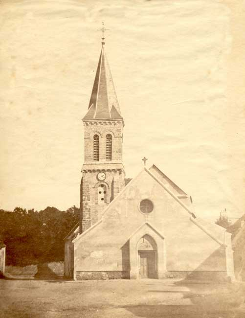 Eglise Villecresnes