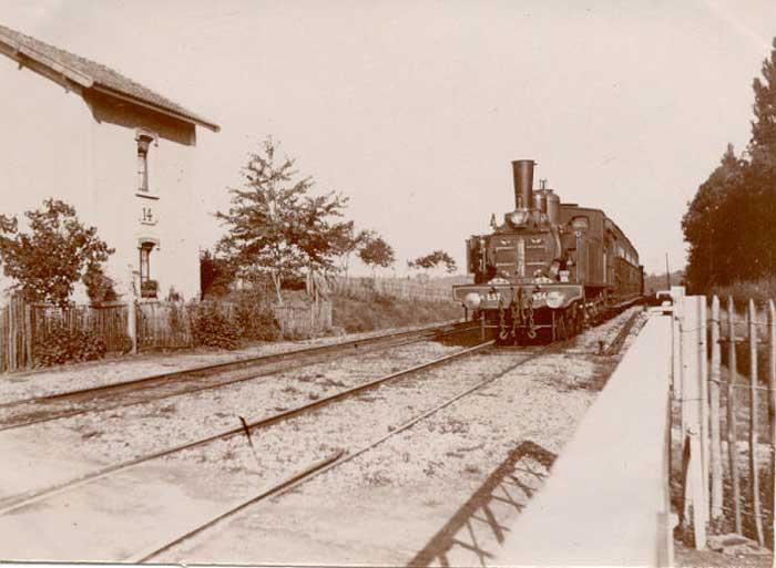 Gare de Villecresnes