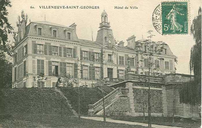 Hôtel de Ville VSG