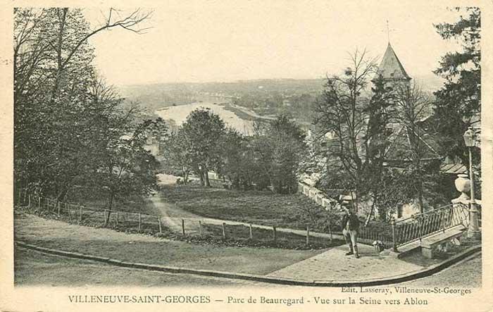 Parc de Villeneuve Saint-Georges