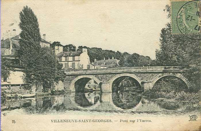 Pont de Villeneuve