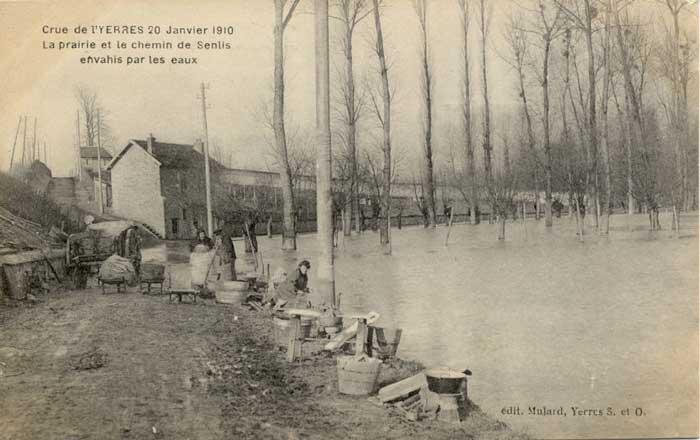 Chemin de Senlis