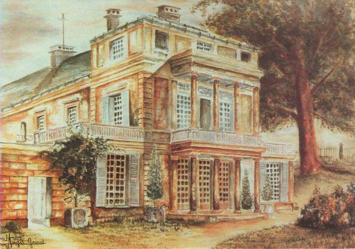 Maison de Caillebotte