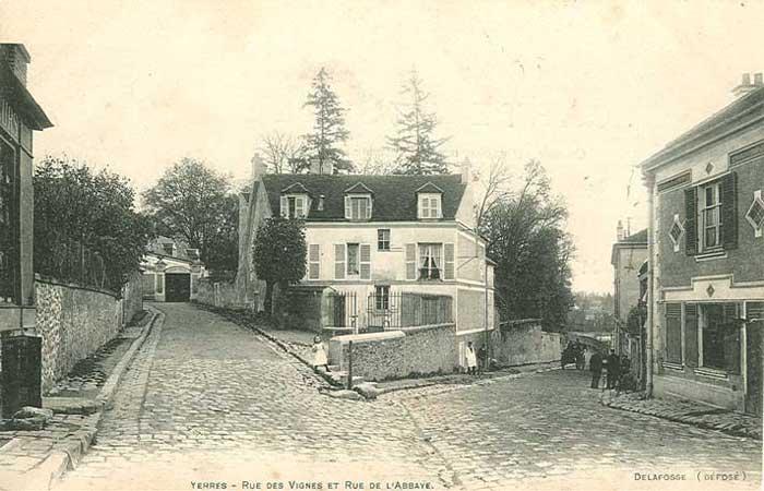Abbaye Vignes
