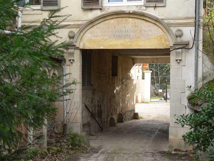 Abbaye 2007