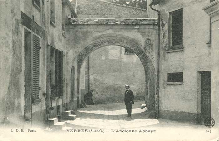 Porte Abbaye
