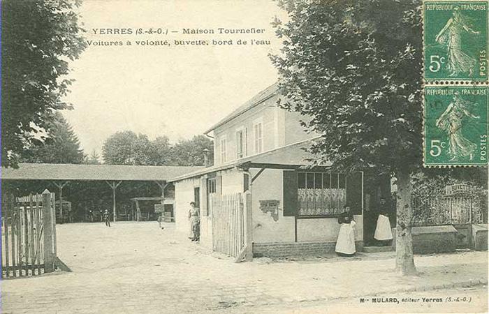 Maison Tournefier