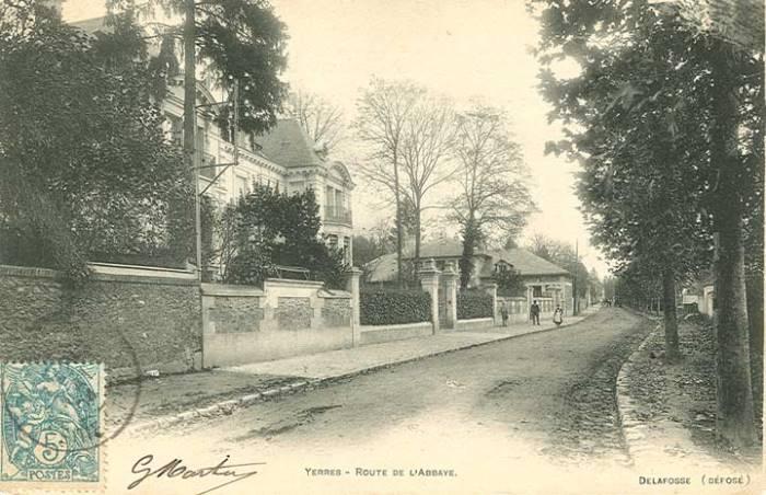 Rue de l'Abbaye