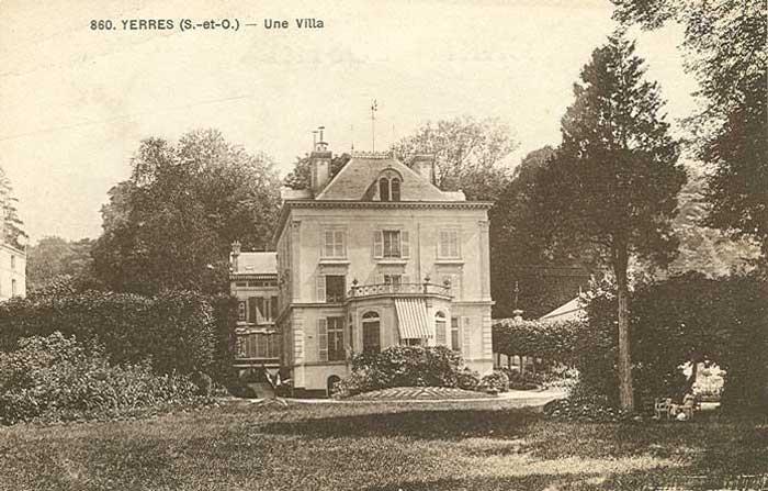Villa Abbaye