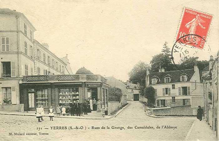 Rue des Camaldules