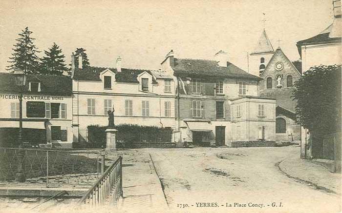 Rue de Concy