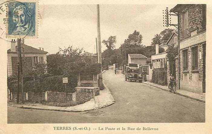 Bellevue Leclerc 1930