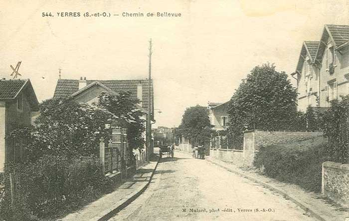 Rue de Bellevue