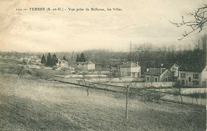 Vue de Bellevue