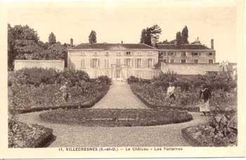 Chateau de Villecresnes