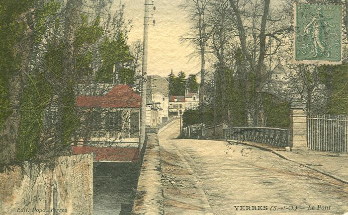 Pont Lavoir