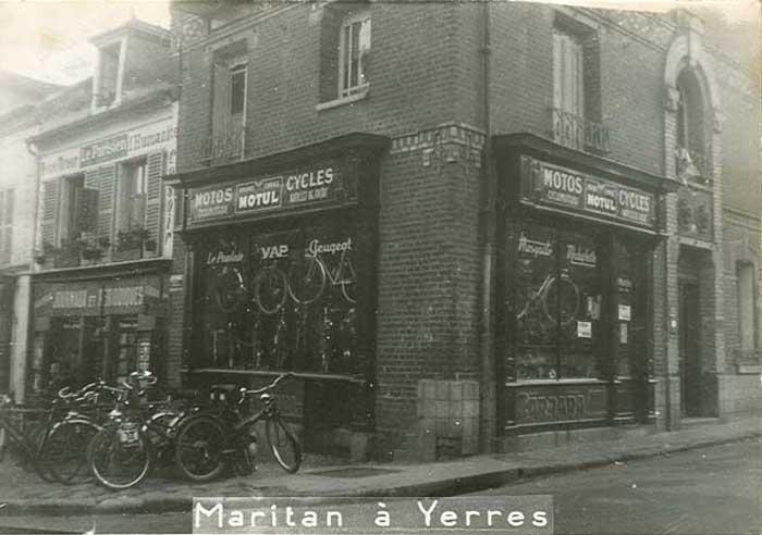 Maritan Cycles