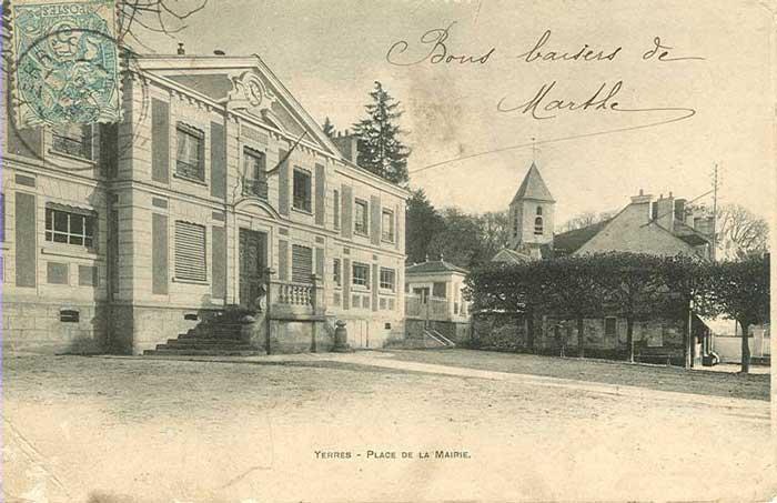 Mairie Yerres
