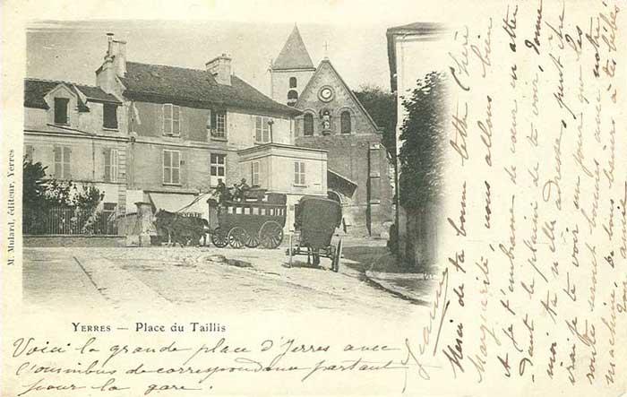 Place du Taillis