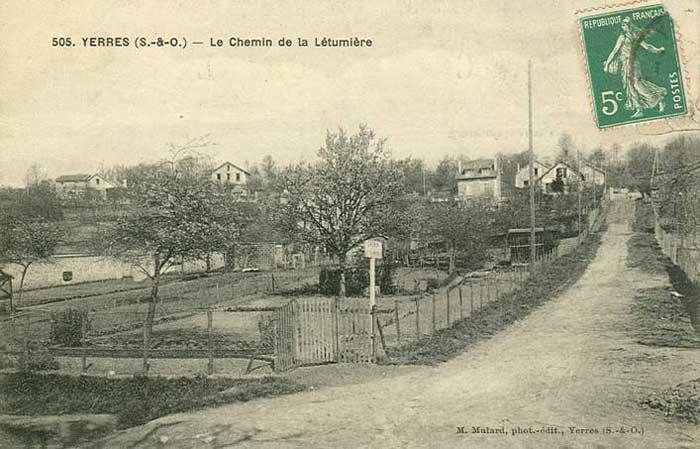 Lethumière