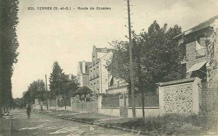 Route de Crosne