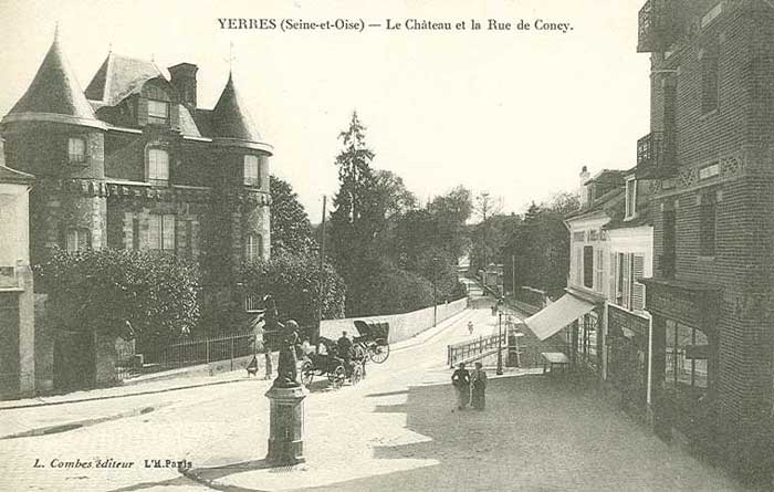 Rue de Concy 1910