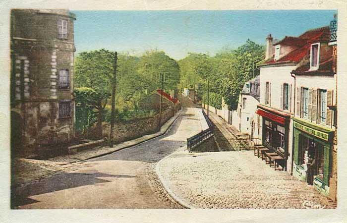 Rue de Concy 1950