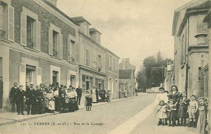 Rue de la Grange