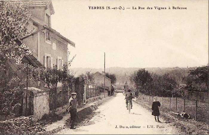 Rue de la Lethumière