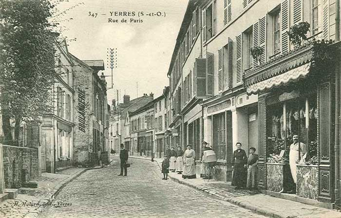 Commerces : Boucherie Yerres