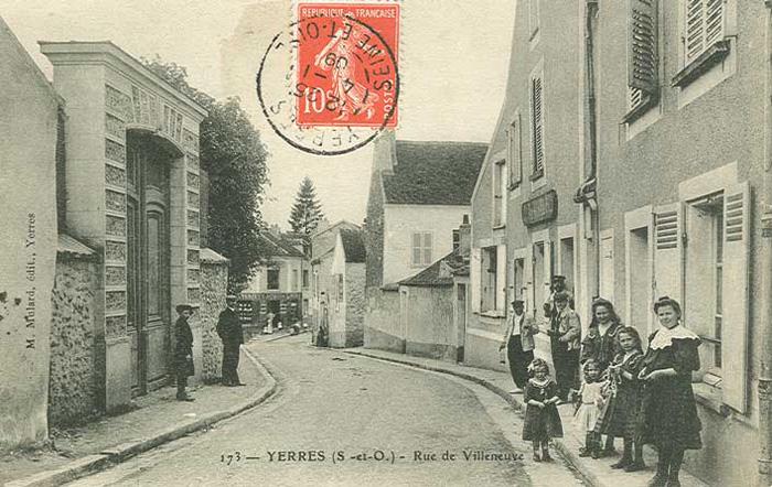 Rue Pierre Guilbert