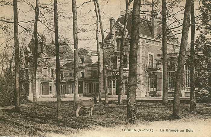Grange au Bois