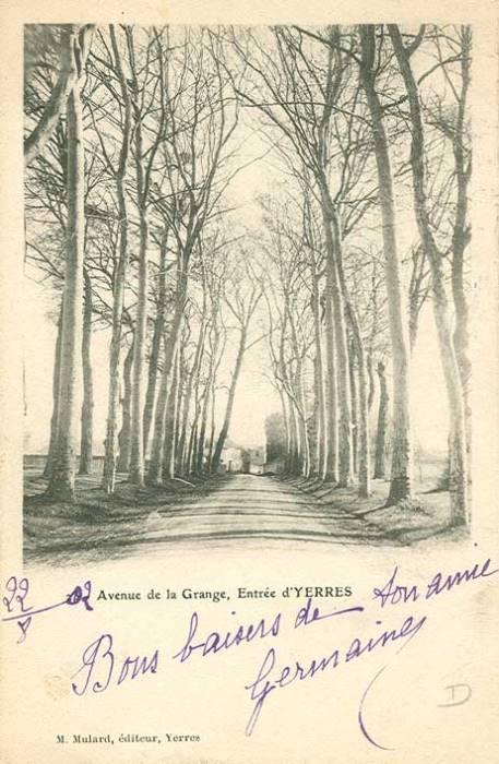 Allée Grange