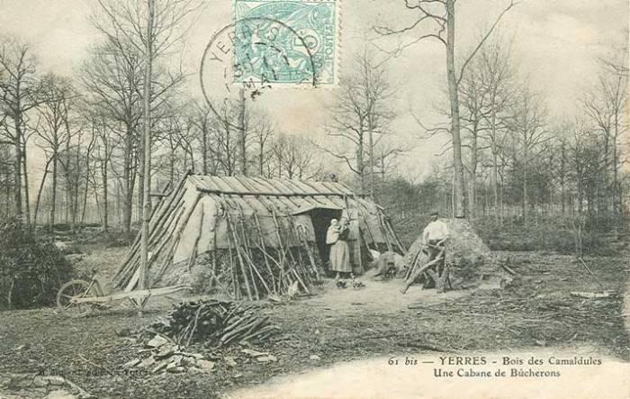 Cabane Camadules