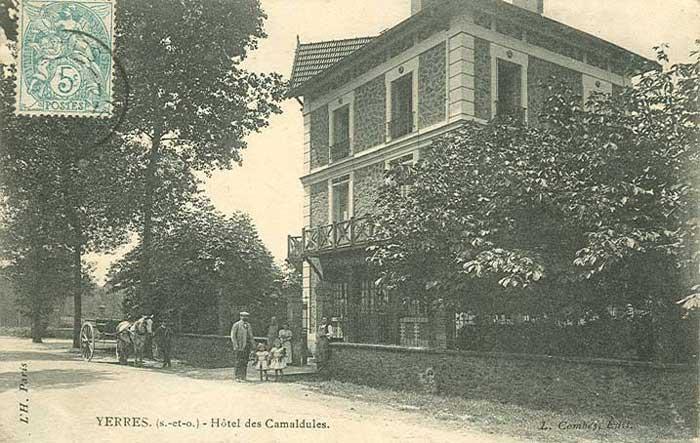 Hôtel des Camaldules