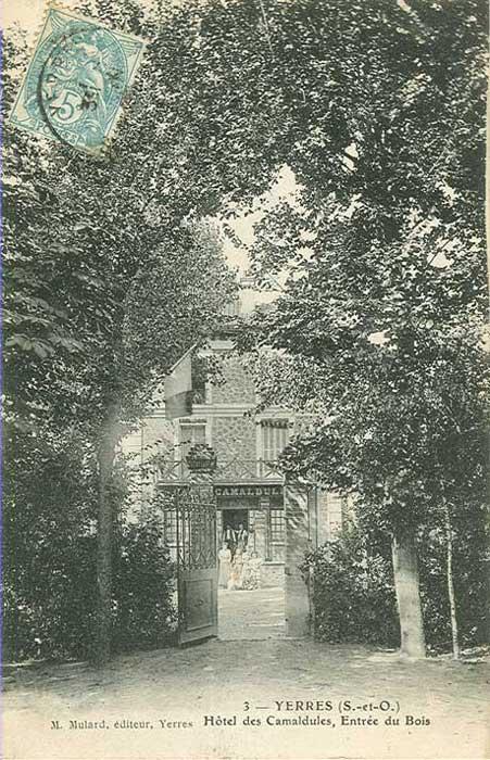 Hôtel des Camaldules1