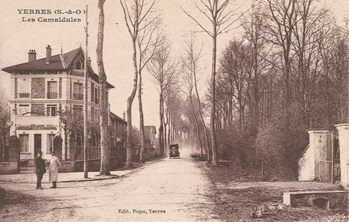 Route de Boissy