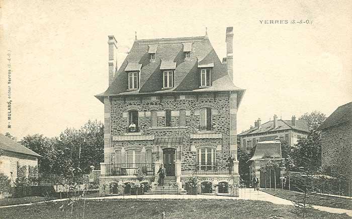 Villa rue René Coty