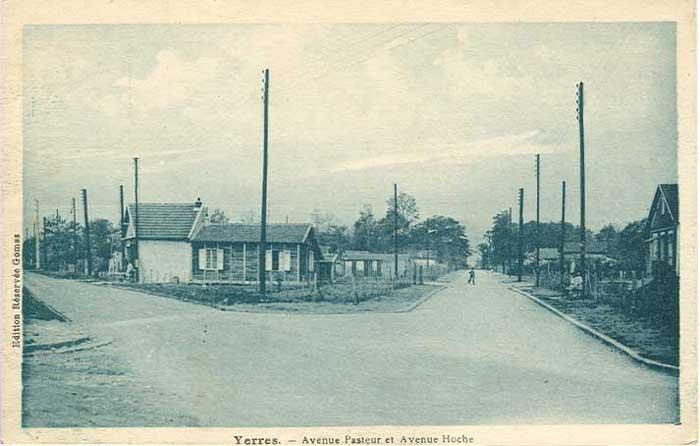Pasteur Hoche