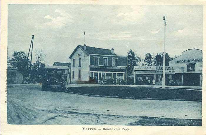 Rond-point Pasteur