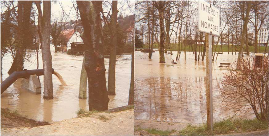 Inondations 1978