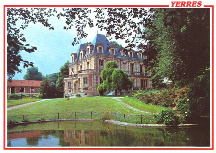 Hoteldeville for Piscine yerres