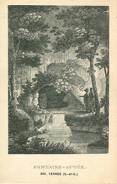 Fontaine Budé
