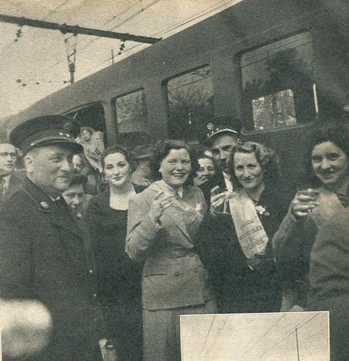 Inauguration Gare Yerres