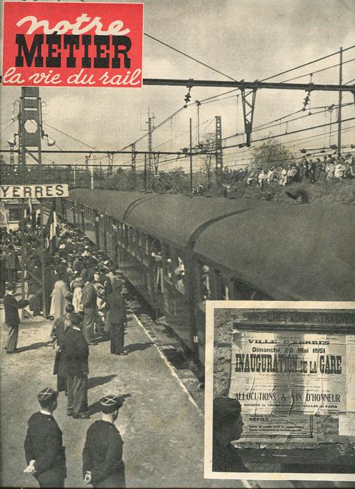 Inauguration Gare
