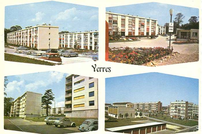 Residences à Yerres