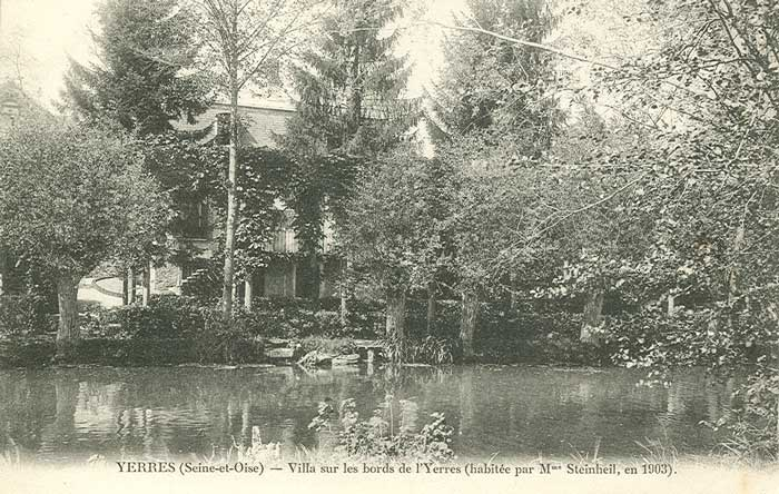 Villa bords Yerres